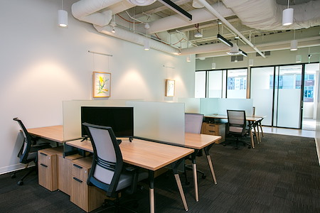 Serendipity Labs Denver - LoDo - Dedicated Desk