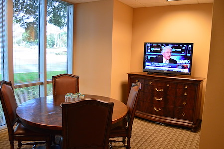 Orlando Office Center at Lake Mary - Window Meeting Room