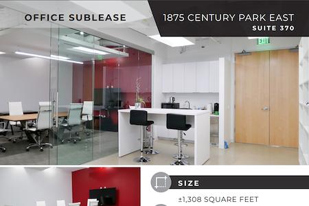 Watt Plaza - Office Sublease