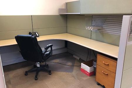 Tanner Building - Dedicated Desk 1
