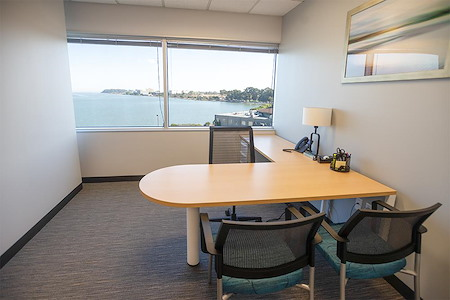 Intelligent Office- Burlingame - Hourly Office 1