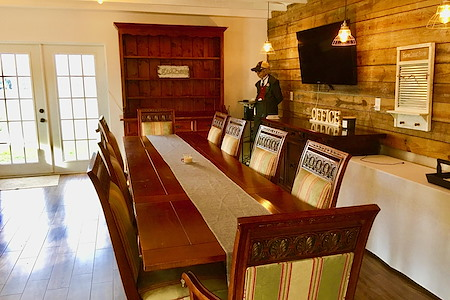 You Farm - Farm House Conference Table