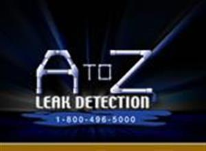Logo of A to Z Leak Detection