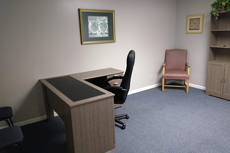 Meetings & Offices at 1520 Rock Run Drive - Single Desk, Suite 12, Desk A