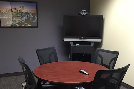 Executive Workspace @ 777 Main - Small Conference Room