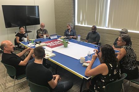 Impact Hub MSP - Board Room