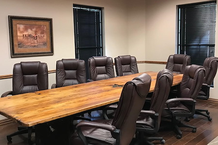 Texas Business Centers - Denton Location - Conference Room