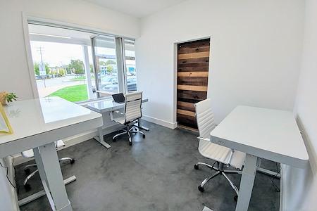 Work2gether - 1st Floor Office w/ Large Back Window
