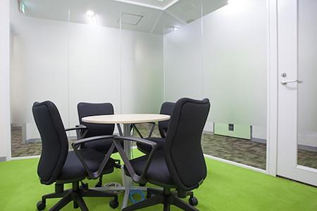 Regus | Sendai, Aoba Dori (Open Office) - Private Office