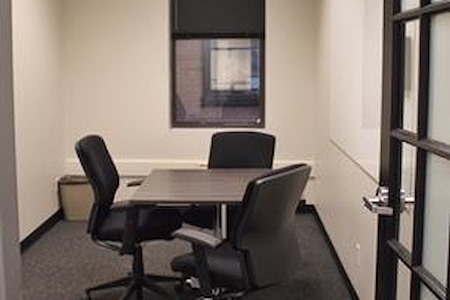 BusinessWise @ 4 Smithfield Street - Day Pass:Meeting Room