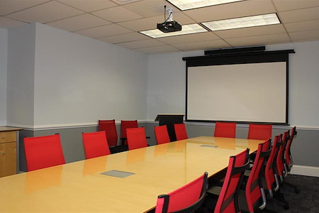 Ibis Venue Center - Carnegie Boardroom