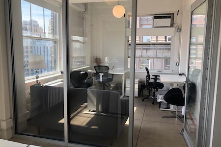 Sunny SoHo Production Office - Shared Office Space