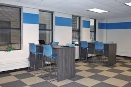 BusinessWise @ 4 Smithfield Street - CoWorking Desk