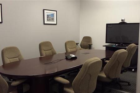 Aiken Welch Court Reporters Oakland - Videoconferencing Suite