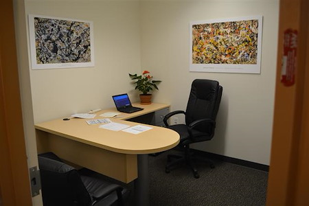 Offix Edge - Jackson P Private Office