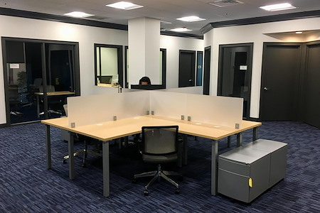 Cendyn Spaces - Boca Raton - Dedicated Coworking Desk
