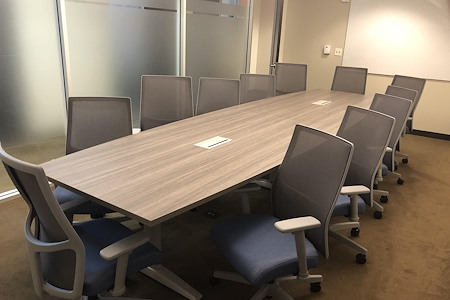 Pacific Workplaces - San Francisco - Spear Conf Room