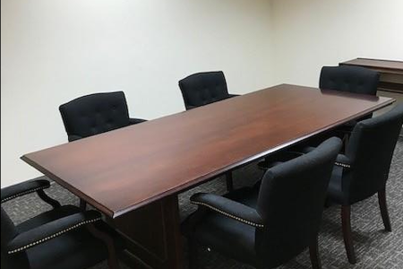The Business Hub Saratoga - East Wing Conference Room