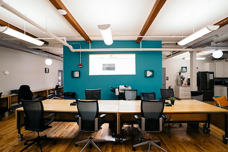Coalition Space | Boston - Dedicated Desks