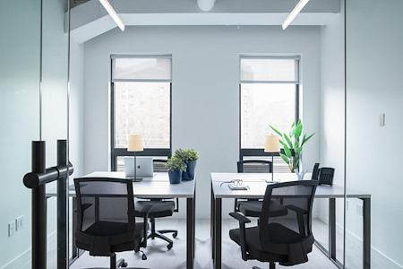 Bond Collective Bushwick - 1 Desk Interior Office