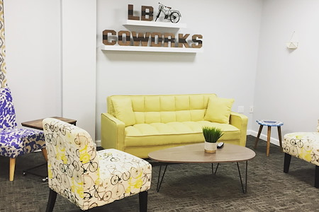 LB Co-Works - Open Desk 1