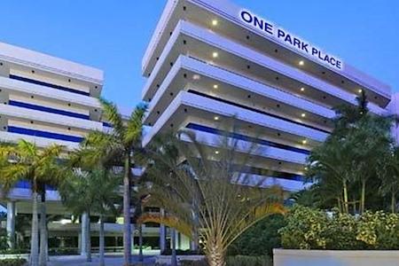One Park Place Executive Suites - Guest Office