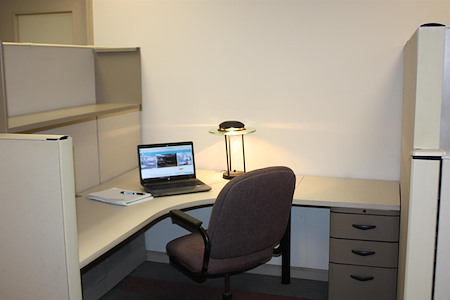 Pearl Street Business Center in Metuchen, NJ - Private Desk for 1st Timers (2nd Day)