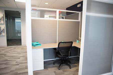 Office Evolution - Stamford - Micro Office