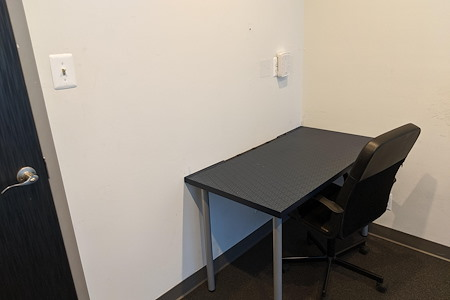 Glass River Media - Private Office