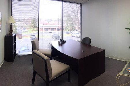 Office Options Meeting Room Facilities - Small Window Office