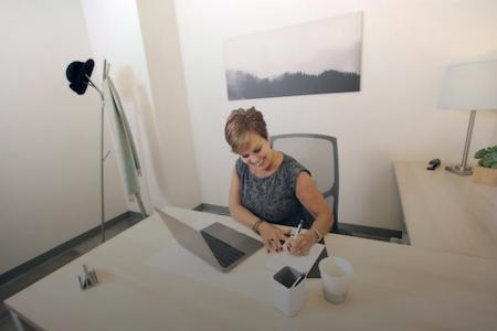 Office Evolution - Carmel - Interior Private Office