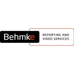 Logo of Behmke Reporting and Video Services, Inc.