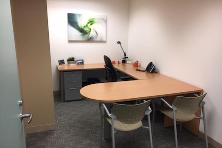 Carr Workplaces - Financial District - The Hanover Day Office