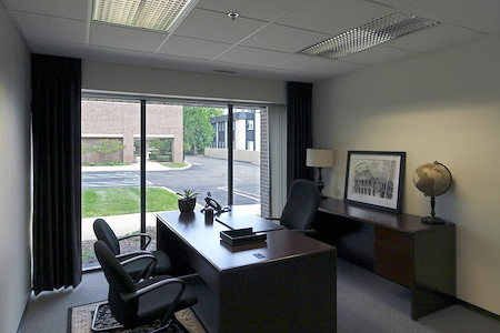 AmeriCenter of Franklin/Southfield - Suite 155 - Deluxe Office