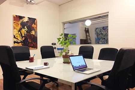 Java Studios - Conference Room