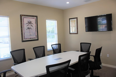 Temple Terrace Business Center - Meeting Room 1