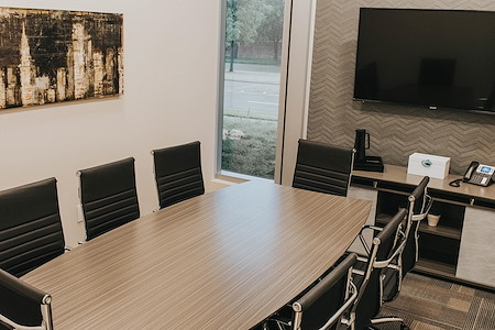 Executive Workspace - Frisco Station - Medium Conference Room