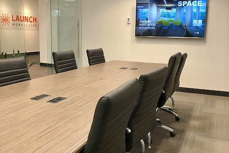 Launch Workplaces - Bethesda (Sangamore Rd) - Large Conference Room