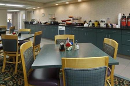 Rodeway Inn & Suites Shreveport - Breakfast Room