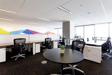 @WORKSPACES - Dedicated Desk