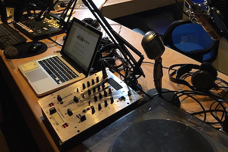 KDPI 88.5 Recording Studio - Office 1