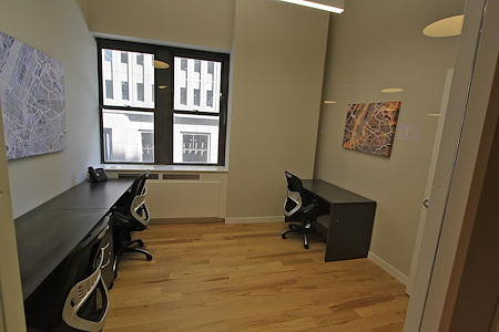 Select Office Suites - 90 Broad St. - 3 Person Windowed Office