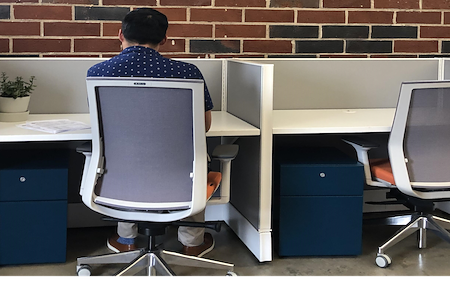 3411 Coworking - Dedicated Desk 1