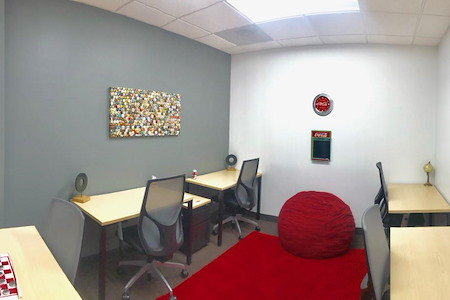 Regus | Mid-Market - Interior Office # 2086