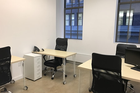 Joynture - Coworking - Wall Street, NYC - Private Team Office on Wall St
