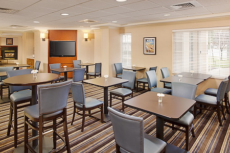 Residence Inn Tysons Corner Mall - Breakfast Area