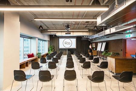 Space&Co. 580 George Street, level 10 - Studio17