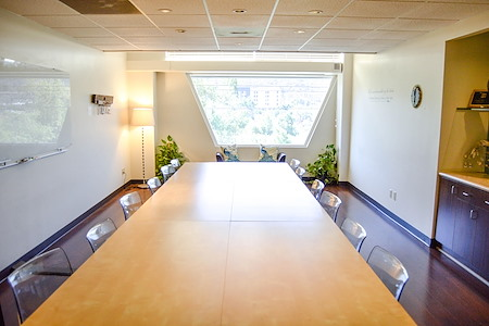 Hera Hub- Mission Valley - Conference Room With A View