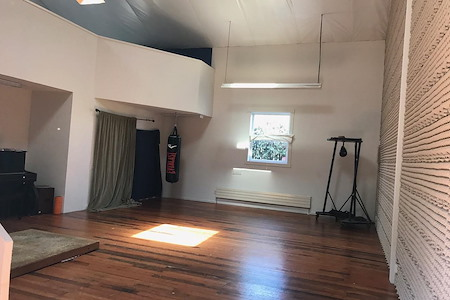 Joe Orrach Performance Project Studio - Studio