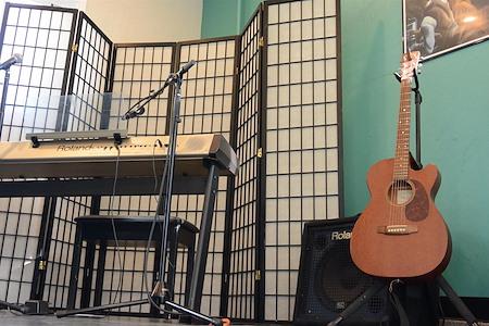StudioK Music - StudioK Main Room | 300 sq foot